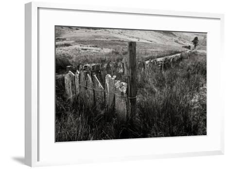 The Last Path-Doug Chinnery-Framed Art Print
