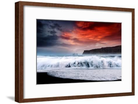 Daydreaming-Philippe Sainte-Laudy-Framed Art Print