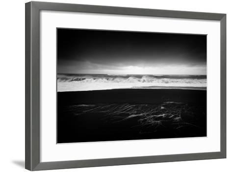 Ocean of Night-Philippe Sainte-Laudy-Framed Art Print