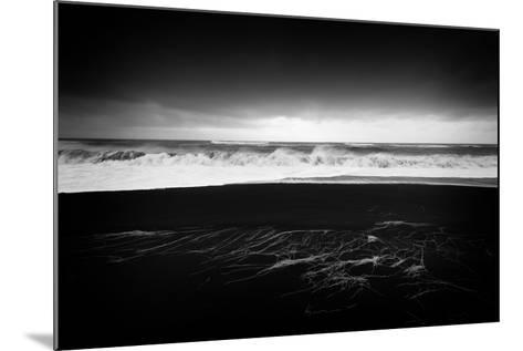 Ocean of Night-Philippe Sainte-Laudy-Mounted Photographic Print