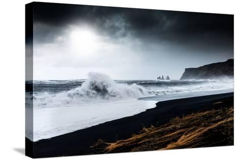 That Day-Philippe Sainte-Laudy-Stretched Canvas Print