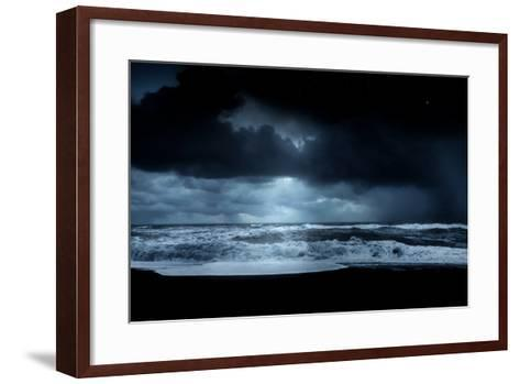 Stars Above the Sea-Philippe Sainte-Laudy-Framed Art Print