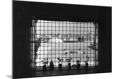Moroccan Window--Mounted Photographic Print