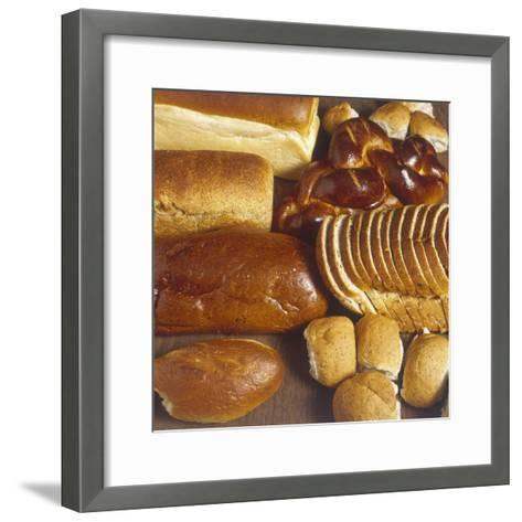 Lots of Bread--Framed Art Print
