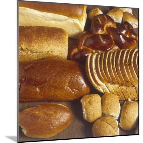 Lots of Bread--Mounted Photographic Print