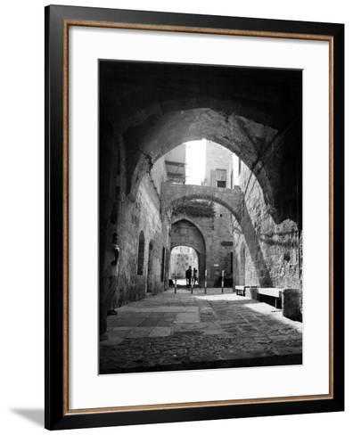 Israel, Acre 1960S--Framed Art Print
