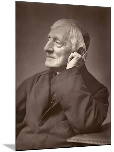 JH Newman, Photo 1888--Mounted Photographic Print