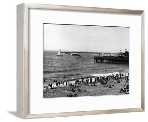 Redondo Beach--Framed Art Print