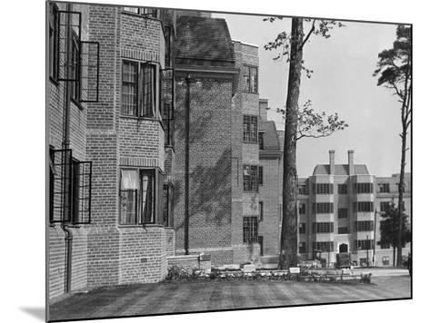 'Modern' Flats 1930S--Mounted Photographic Print