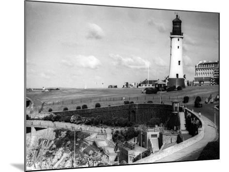England, Plymouth Hoe--Mounted Photographic Print