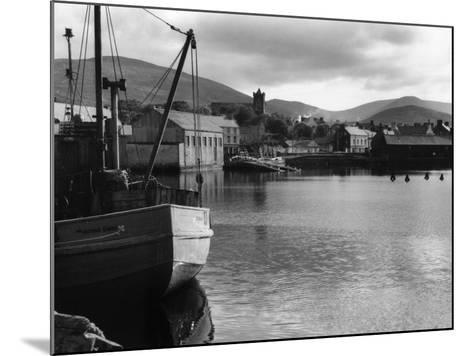 Dingle Harbour--Mounted Photographic Print
