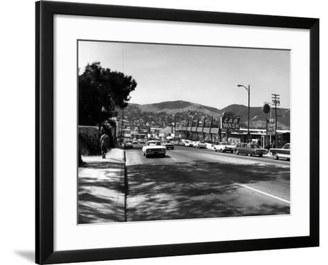 Laguna Beach--Framed Art Print
