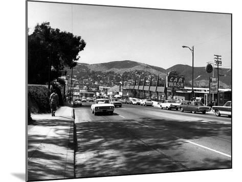 Laguna Beach--Mounted Photographic Print