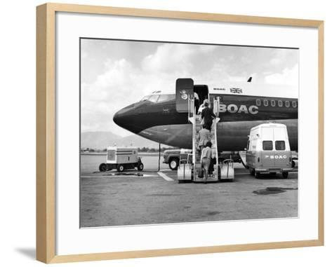 Piarco Airport Trinidad--Framed Art Print