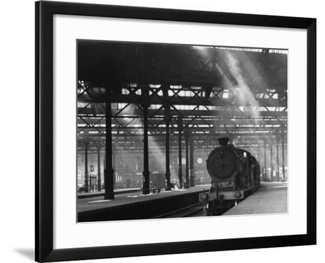 Waverley Steam Train--Framed Art Print