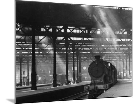 Waverley Steam Train--Mounted Photographic Print