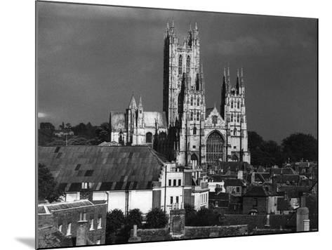 Canterbury Cathedral--Mounted Photographic Print