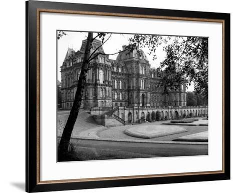 The Bowes Museum--Framed Art Print