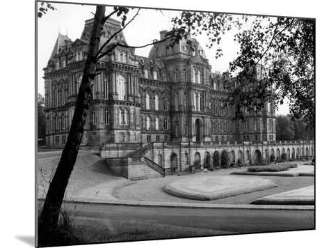 The Bowes Museum--Mounted Photographic Print