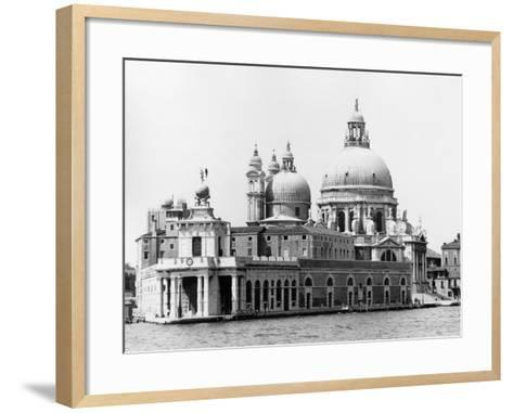 St. Mark's Cathedral--Framed Art Print