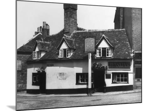 Eight Bells, Hatfield-Fred Musto-Mounted Photographic Print
