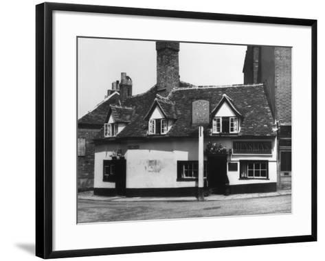 Eight Bells, Hatfield-Fred Musto-Framed Art Print
