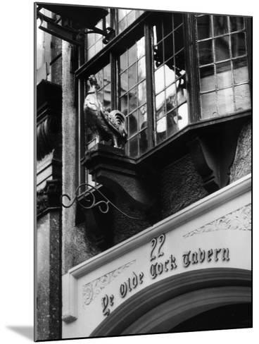 Ye Olde Cock Tavern-Fred Musto-Mounted Photographic Print