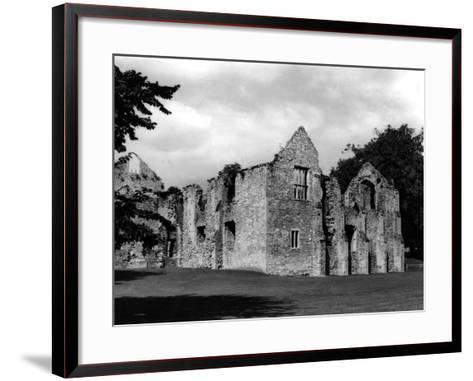 Netley Abbey-Fred Musto-Framed Art Print