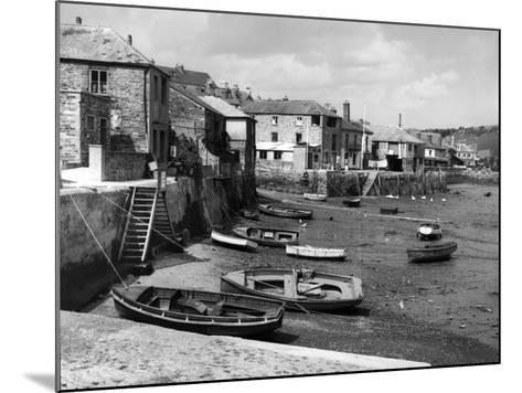 England, Salcombe-Fred Musto-Mounted Photographic Print
