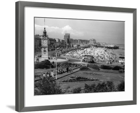 England, Margate--Framed Art Print