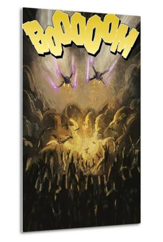 Zombies vs. Robots: Volume 1 - Full-Page Art-Anthony Diecidue-Metal Print