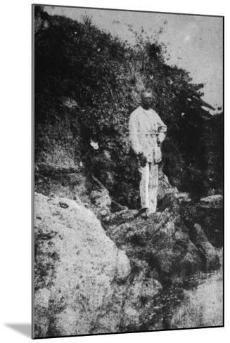 Rimbaud at Harrar-Arthur Rimbaud-Mounted Photographic Print