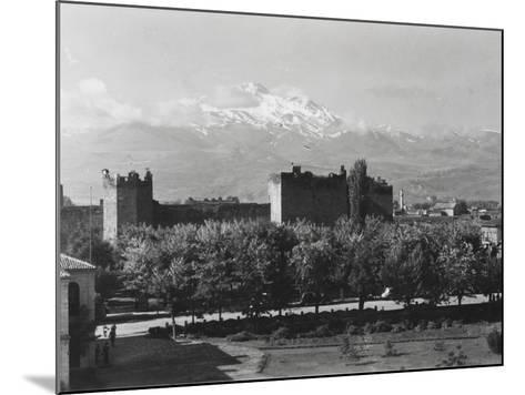 Turkey, Kayseri--Mounted Photographic Print