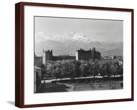 Turkey, Kayseri--Framed Art Print