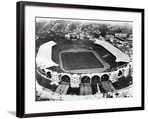 The F.A. Cup Final at Wembley Stadium, 1927--Framed Art Print