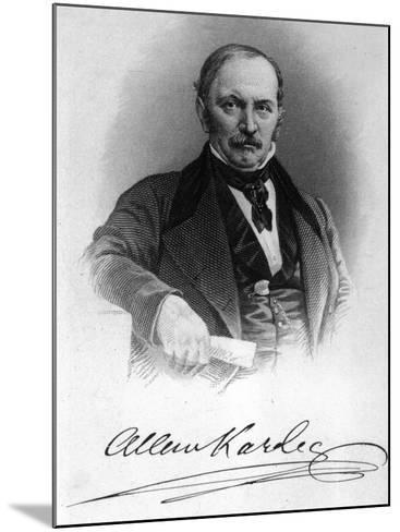 Allan Kardec--Mounted Photographic Print