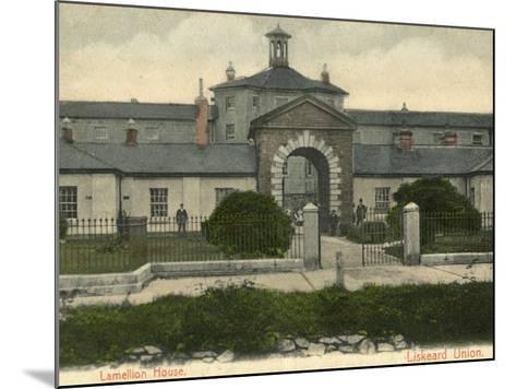 Union Workhouse, Liskeard, Cornwall-Peter Higginbotham-Mounted Photographic Print