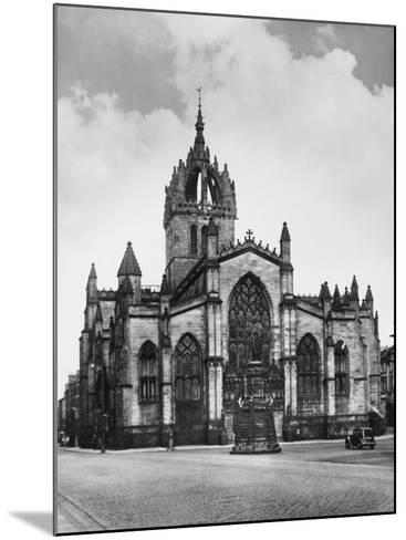 St. Giles Cathedral--Mounted Photographic Print