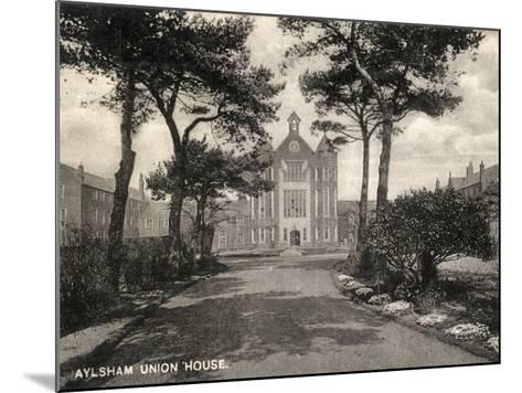 Union Workhouse, Aylsham, Norfolk-Peter Higginbotham-Mounted Photographic Print