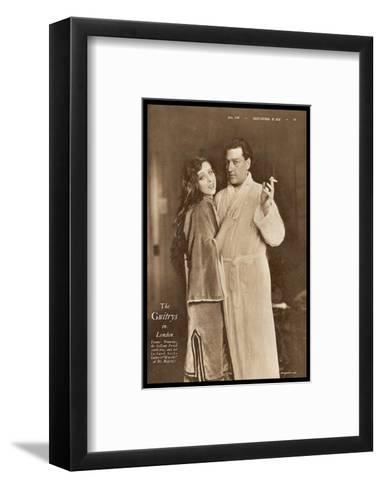 Yvonne Printemps 1929--Framed Art Print