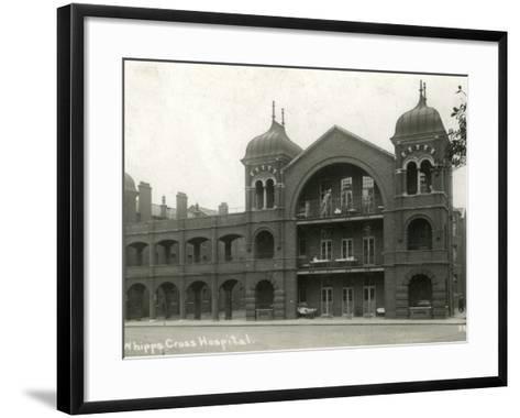 Whipps Cross Hospital, Essex-Peter Higginbotham-Framed Art Print