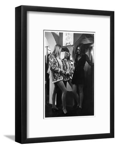 Carnaby Street Boutique--Framed Art Print