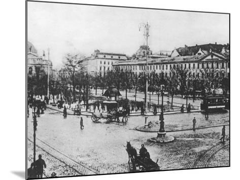 Lemberg (Lviv)-Robert Hunt-Mounted Photographic Print