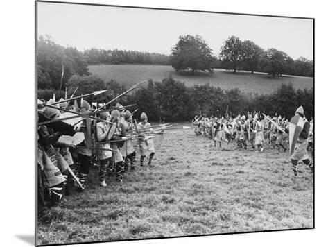 Battle of Hastings--Mounted Photographic Print