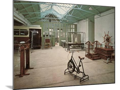 Gymnasium, Princess Mary's Hospital, Margate, Kent-Peter Higginbotham-Mounted Photographic Print