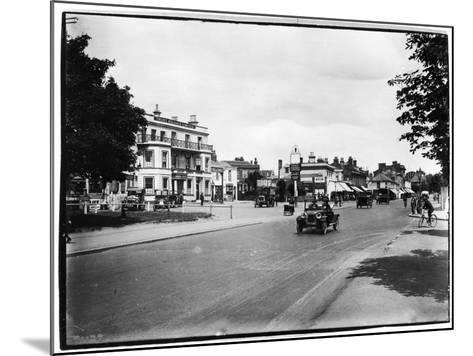 High Street, Woodford Green, London Borough of Redbridge--Mounted Photographic Print