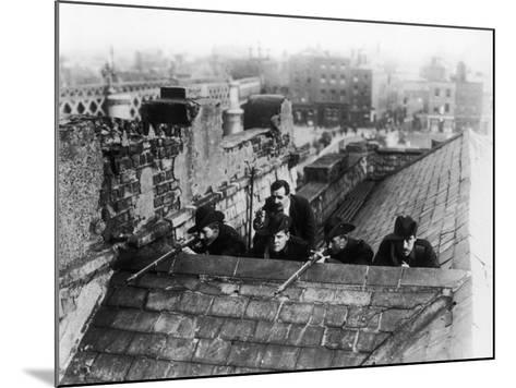 Easter Rising 1916--Mounted Photographic Print