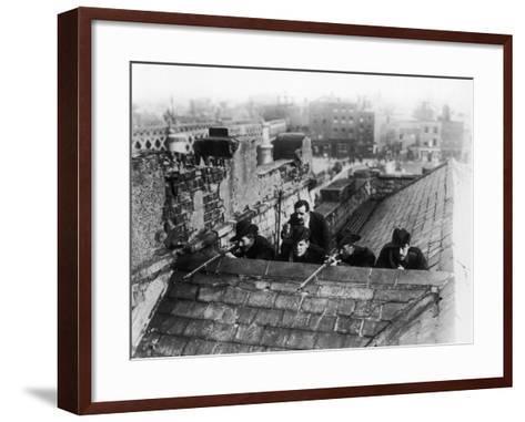 Easter Rising 1916--Framed Art Print