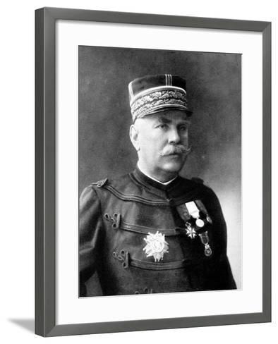 General Joffre--Framed Art Print