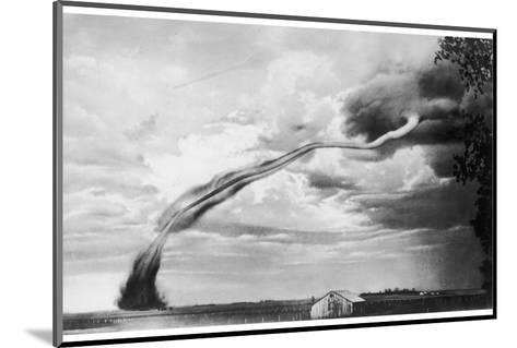 Jasper Tornado USA--Mounted Photographic Print
